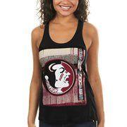 Hurley Florida State Seminoles (FSU) Womens Perfect Tank Top - Black