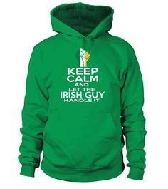 Keep calm irish guy  #gift #idea #shirt #image #funny #job #new #best #top #hot