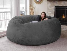 Chill Bag – The Eight-Foot Bean Bag