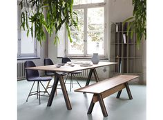 Table Blakeley, design Roderick Ros pour #Spoinq - #matea