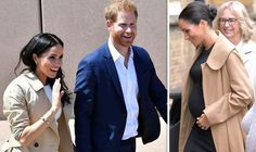 Meghan Markle pregnant: Are Meghan and Prince Harry expecting a baby GIRL? Royal Family News, Expecting Baby, Royal House, Duke And Duchess, Meghan Markle, Prince Harry, Baby Boy, Couples, Lady