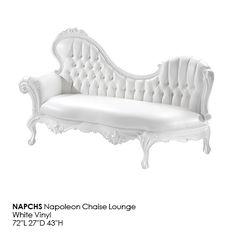 Napoleon Chaise lounge