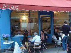 Le Figaro - Atao : Restaurant Bistrots - Brasseries - Auberges sur 75017 Paris