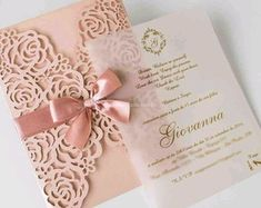 New saved quinceanera party ideas See deals Quince Invitations, Sweet 16 Invitations, Wedding Invitation Cards, Wedding Cards, Our Wedding, Dream Wedding, Lace Invitations, Laser Cut Invitation, Wedding Venues
