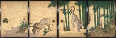 狩野 探幽(かのう たんゆう、慶長7年1月14日(1602年3月7日) - 延宝2年10月7日(1674年11月4日))は、江戸時代初期の狩野派の絵師。狩野孝信の子。法号は探幽斎、諱は守信。早熟の天才肌の絵師「探幽3兄弟~狩野探幽・尚信・安信」 板橋区立美術館 - はろるど