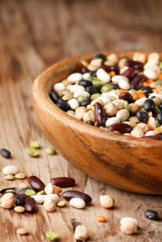 Storing Dried Beans Long Term: Here are the best tips for keeping bulk beans fresh and ready for recipes! Save money on your groceries!