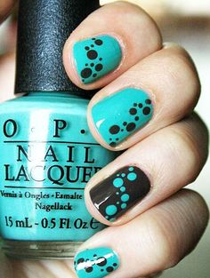 ¿Uñas cortas? ¡No te pierdas estas decoraciones y luce fabulosa! #Nails