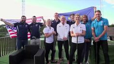 Ryder Cup Challenge: England Sevens vs USA Rugby///Go Phil!!!