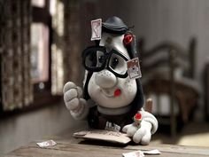 Mary and Max. Adore this film. Based on a true story, Mary and Max chronicles the friendship of two unlikely pen pals; an eight year old Australian girl, and an old Jewish atheist with Asperger Syndrome. Mary And Max, All Movies, I Movie, Movies To Watch, Awesome Movies, Marie Et Max, Stop Motion, Art Disney, In And Out Movie