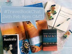Calling all travel and book lovers. This twitter event is for you!