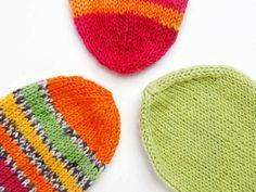 Villasukan kantapää – kolme ohjetta | Yhteishyvä Knitted Hats, Knit Crochet, Knitting, Knits, Crocheting, Adidas, Crochet, Tricot, Breien