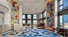 The Reverie Saigon  Khách sạn 6 sao lọt top 5 khách sạn tốt nhất thế giới
