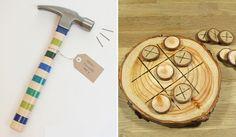 zbiór pomysłów na Dzień Ojca - głównie kartki i słodycze : ) drewniane Kółko i Krzyżyk definitywnie warty uwagi