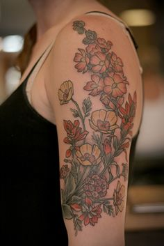 Wonderland Tattoos. Kirsten Holliday
