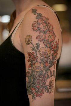 Wonderland Tattoos. Kirsten Holliday