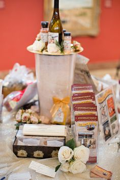 The Salt Table's bountiful setting at Savannah's Behind the Veil event. Photo credit: Katie McGee