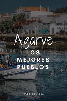 Descubre los mejores pueblos del Algarve! #algarve #portugal #pueblos Best Beaches In Portugal, Portugal Vacation, Hotels Portugal, Places In Portugal, Portugal Travel Guide, Visit Portugal, Algarve, Travel Guides, Travel Tips