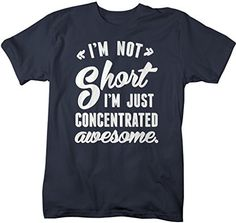 Shirts By Sarah Men's Funny Concentrated Awesome T-Shirt Short People Shirts                                                                                                                                                     More
