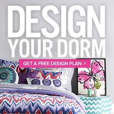 get a free design plan from dormify>