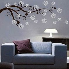 This website has so many different wall decals I really like.