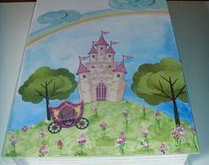 Caixa-livro Sonhos da Princesa