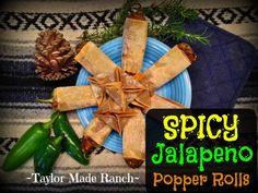 Jalapeno Popper Roll