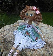 Bábiky - Ellie...bábika - 5546403_
