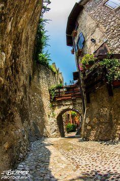 ~Malcesine~ province of Verona Veneto