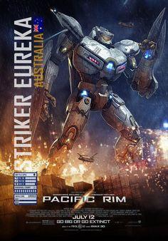 Pacific Rim Striker Eureka