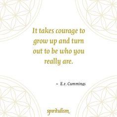 Quote - E.e. Cummins