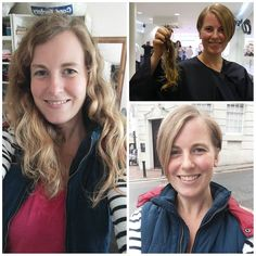 Got my hair cut... Feeling lighter and spiritually more free! I held a lot of attachment to my hair. Very liberating!  #toniandguybournemouth #haircut #spiritual