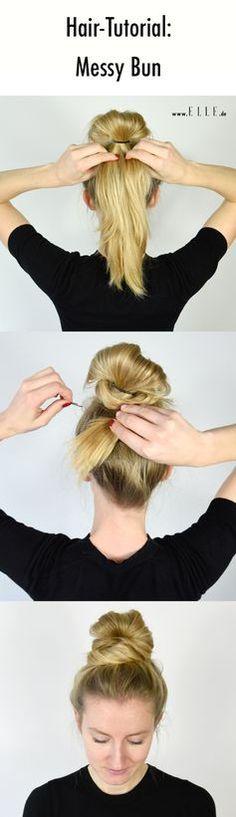 Drei schnelle Frisuren, die jeder Frau stehen   ELLE