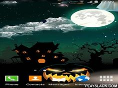 Halloween By Blackbird Wallpapers  Android App - playslack.com , Halloween by Blackbird wallpapers - stop by immeasurable occultists' Sabbath and joyous vacation of apparitions in a forsaken  palace. Live wallpapers are full of unique religion and amazing magic.