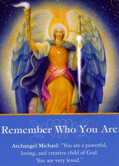 Message from Archangel Michael: You are made in the image and likeness of your Creator, so you embody aspects of all those qualities. Your inner Divine light is pure and bright in truth, and no mistakes can undo God's handiwork of true perfection