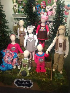 We sell bendable cloth child mannequins like this at www.MannequinMadness.com