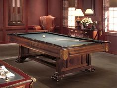 Triangle Billiards carries all the best pool tables, pool cues, bar stools, shuffleboard tables, game room furniture and much more. Billiards Bar, Billiard Pool Table, Billiard Room, Olhausen Pool Table, Brunswick Pool Tables, Pool Tables For Sale, Buy A Pool, Pool Table Accessories, Mesas