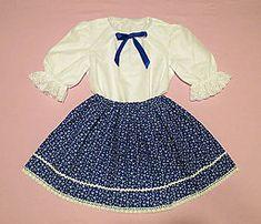 Detské oblečenie - krojová košeľa dievčenská veľkosť 98-140 - 9223165_ Cheer Skirts, Skater Skirt, Abs, Casual, Fashion, Moda, Crunches, Fashion Styles, Skater Skirts