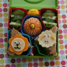 Bento-logy: March: In Like a Lion and Out Like a Lamb