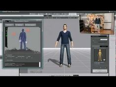 iClone5 Tutorial - Motion Capture Animation