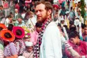 An Oklahoma farmer, Stanley Francis Rother, is the first U.S.-born priest to be declared blessed.In Santiago Atitlán, Guatemala, the village Father Rother served for the final 13 years of his life, the people remember and honor a faithful priest, a farmer who plowed the fields alongside them, a shepherd who proclaimed the Gospel with his life, a courageous man who chose to remain with them even when violence threatened—and eventually took—his life.