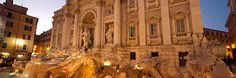 Rome - official Italy tourism page and links to the Collosseum, Vatican City, etc.
