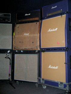 Marshall plexi (J.Mascis' set up)