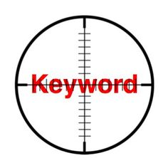 Facts about using keywords for your website content. Facts like why you don't always need to use a keyword to rank and why keyword density is old news.