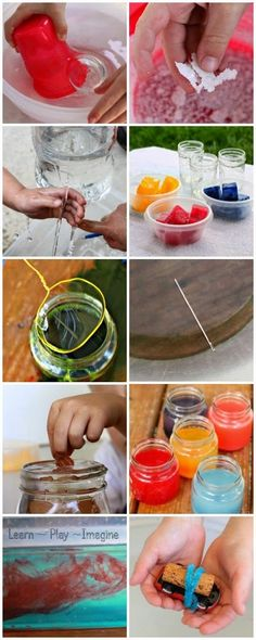 10 hands on water science activities for kids - fun ways to learn with water this summer!