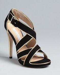 DIANE von FURSTENBERG Evening Sandals - Jodi - Shoes - Bloomingdale's