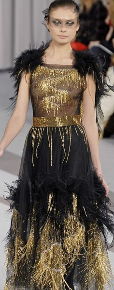 Chanel Haute Couture Spring 2007 #FashionSerendipity Fashion and Style
