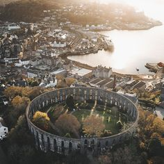 The magical town of Oban, Scotland