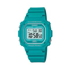 Turquoise Casio Watch