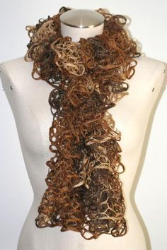 Love this Scarf - easy to make too!