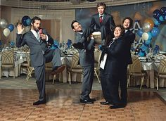Love these guys...Judd Apatow, Paul Rudd, Michael Cera, Jonah Hill and Seth Rogen: Comedy mafia of the year   MTV Photo Gallery